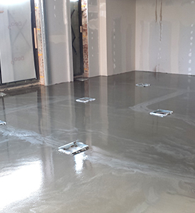 Commercial Floor Preparation